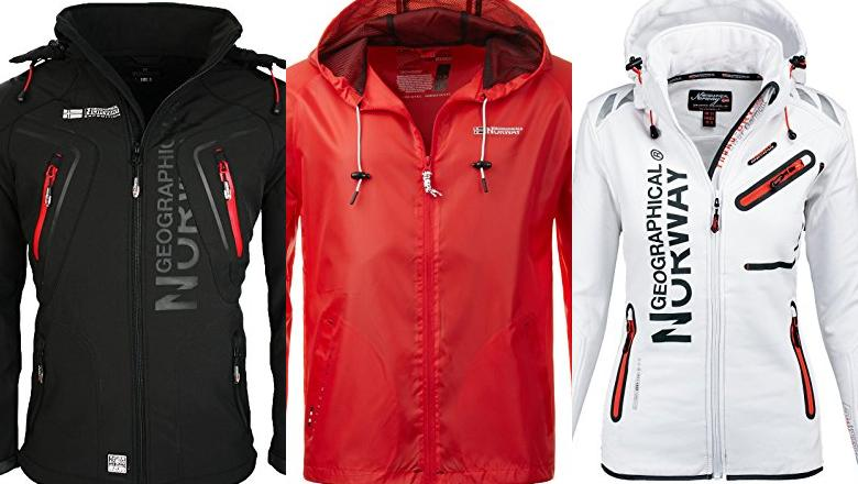 IMPERMEABLE GEOGRAPHICAL NORWAY