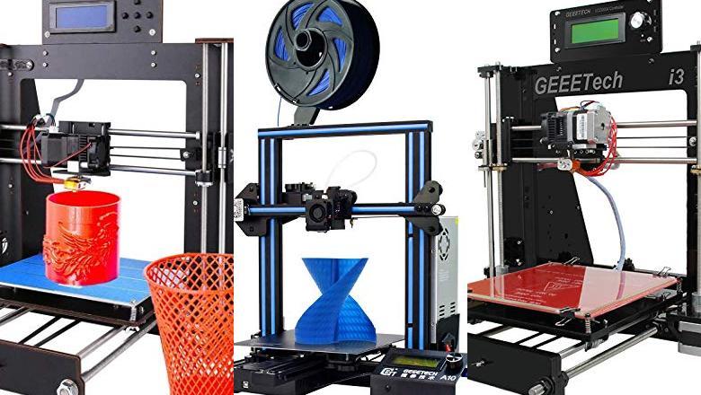 IMPRESORA 3D GEEETECH PRUSA I3