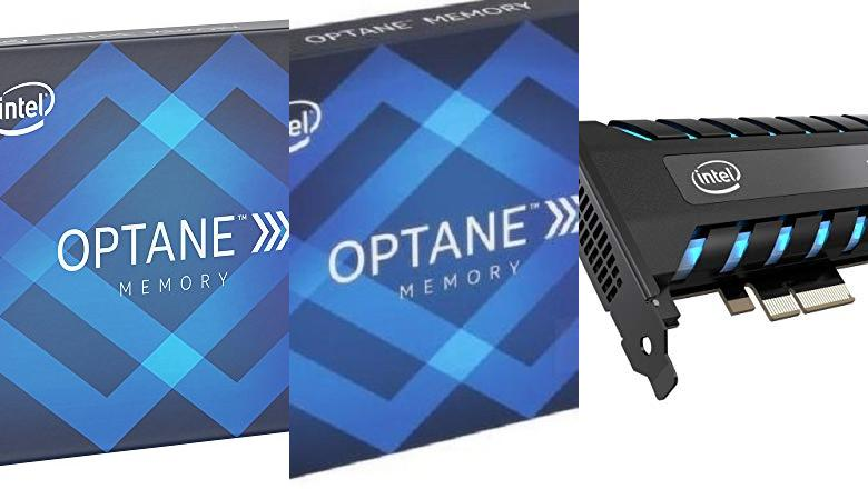 INTEL OPTANE 32GB
