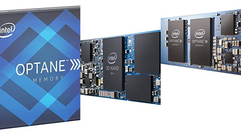 INTEL OPTANE 64GB
