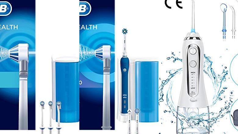 IRRIGADOR DENTAL ORAL B