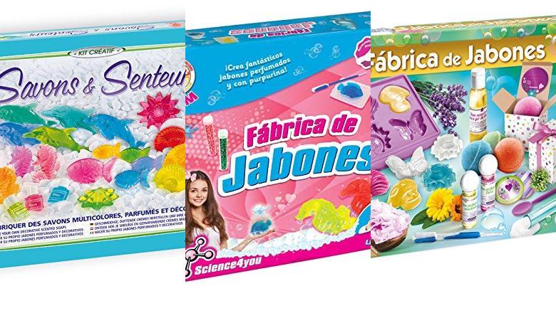 JABONES JUGUETE
