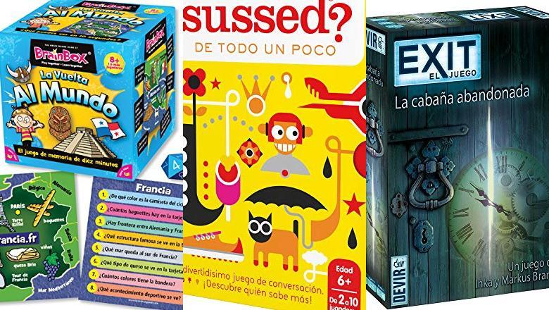 JUEGO DE MESA 10-12 AÑOS