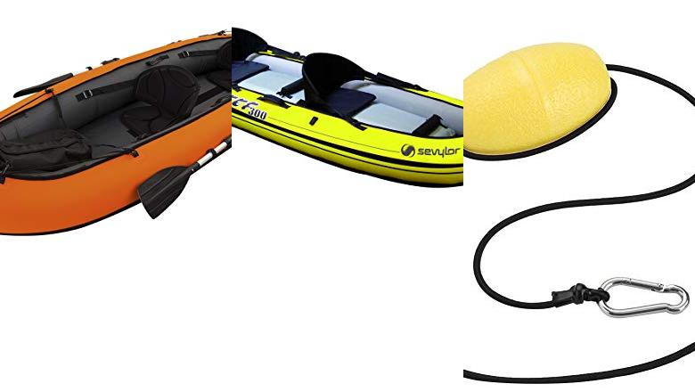KAYAK HINCHABLE NYLON