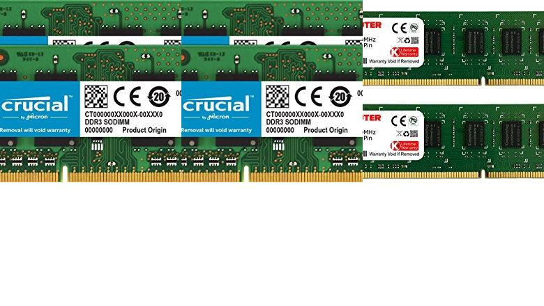 KIT 8 GB 1600 MHZ DDR3