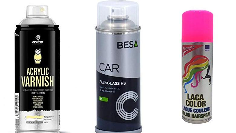 LACA SPRAY