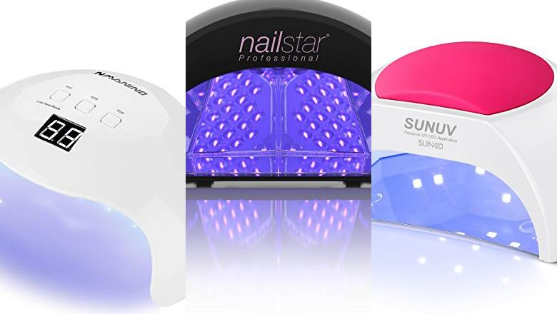 LÁMPARA LED UÑAS NAILSTAR