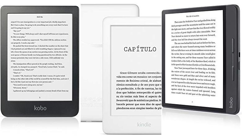 LECTOR EBOOK KOBO