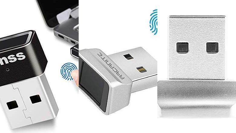 LECTOR HUELLAS USB