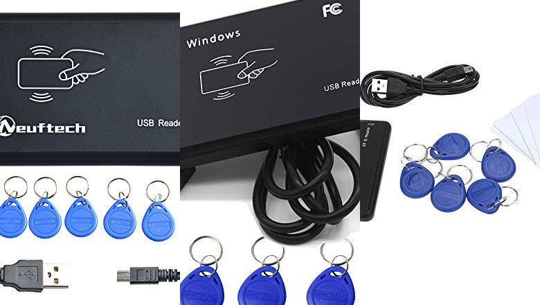 LECTORES RFID USB