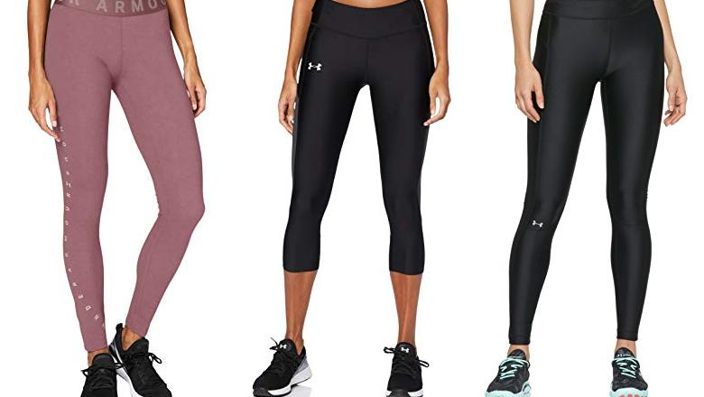 LEGGINGS UNDER ARMOUR MUJER