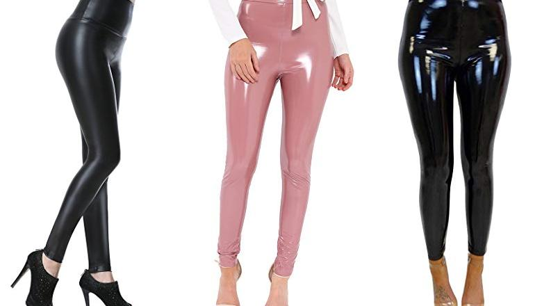 LEGGINGS VINILO
