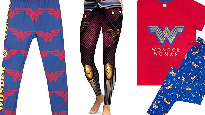 LEGGINGS WONDER WOMAN