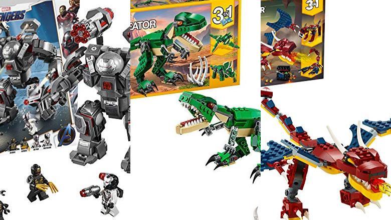LEGO 9 AÑOS