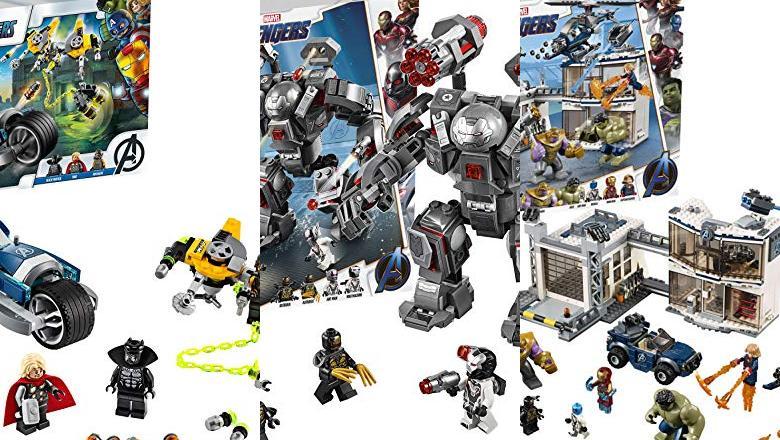 LEGOS AVENGERS