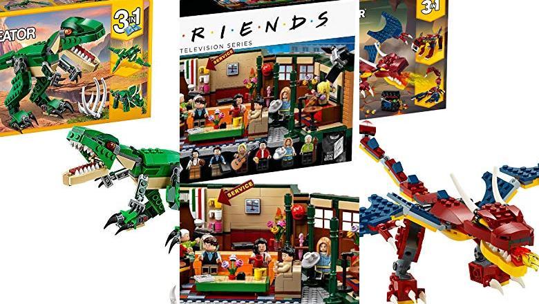 LEGOS CREATOR