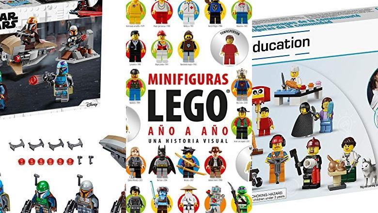 LEGOS FIGURAS