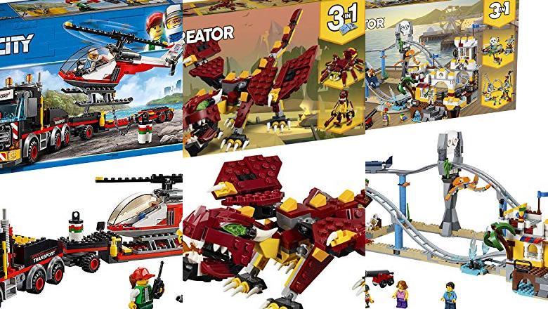 LEGO HASTA 8 AÑOS