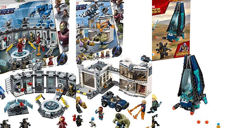 LEGOS INFINITY WAR