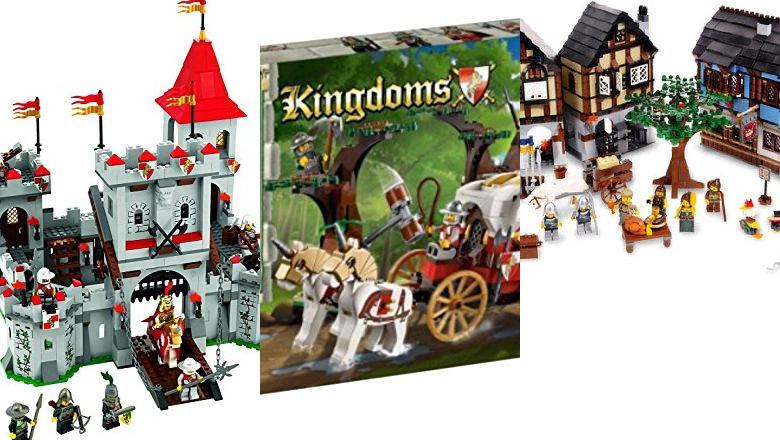 LEGOS KINGDOMS