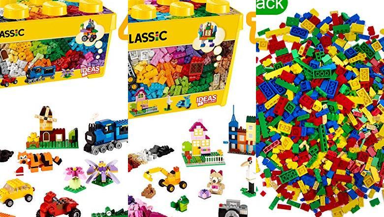 LEGO LADRILLOS