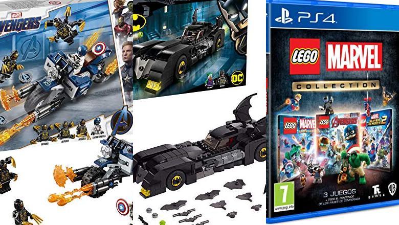 LEGOS MARVEL