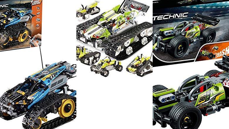 LEGOS CON MOTOR