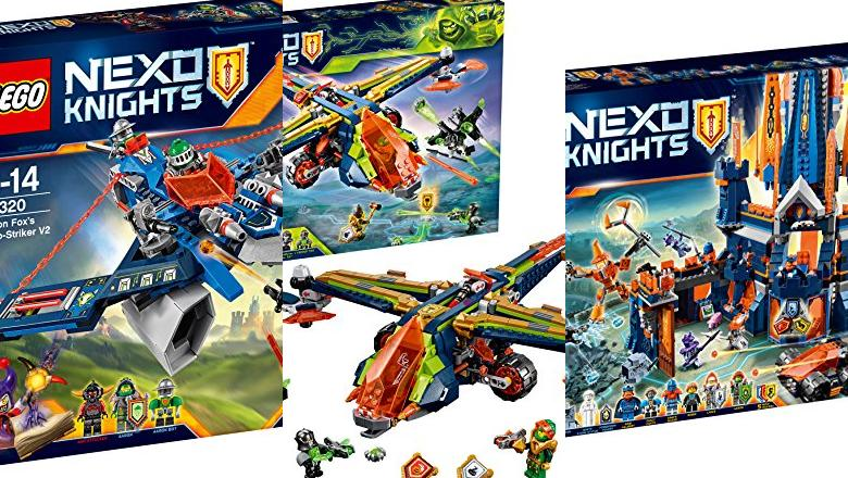 LEGOS NEXO KNIGHTS