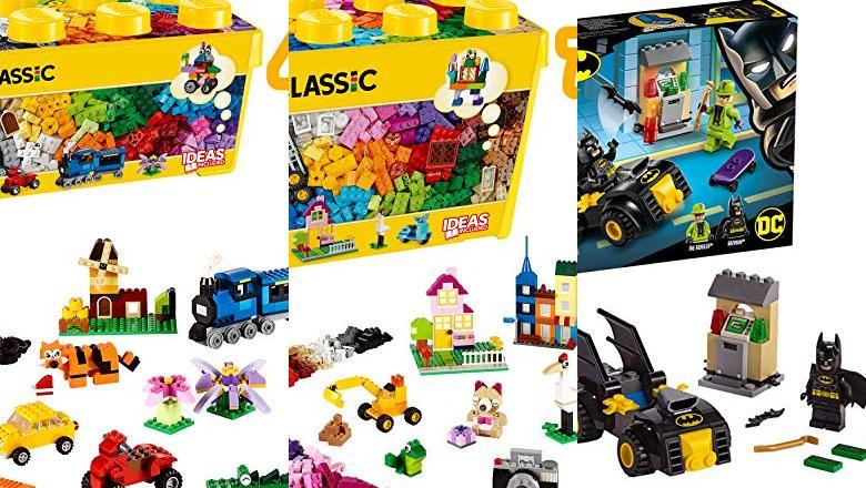 LEGO PARA NIÑOS DE 5 AÑOS