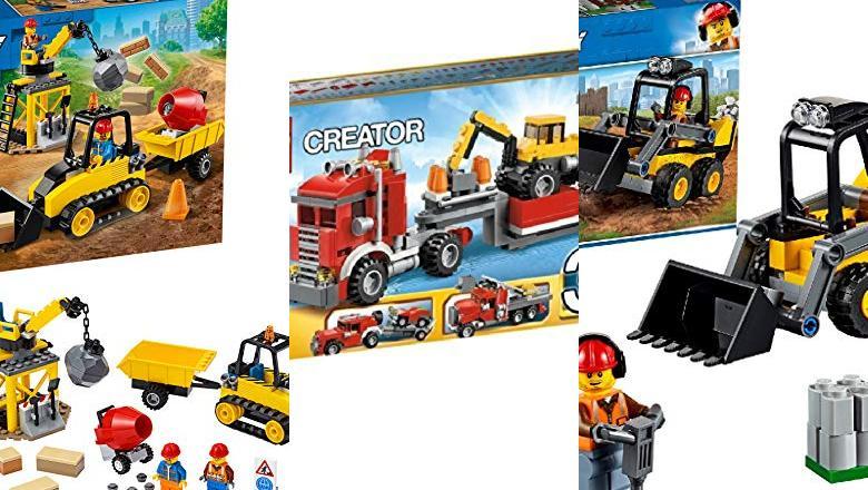 LEGO OBRAS