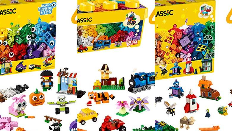 LEGO OJOS