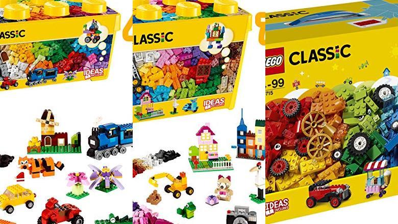 LEGO PIEZAS