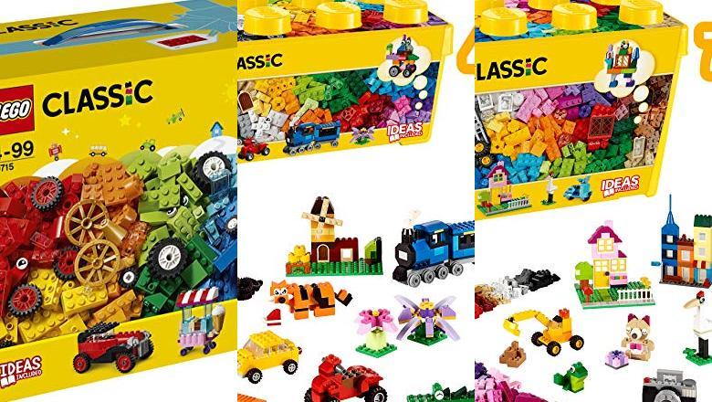 LEGO SOBRE RUEDAS