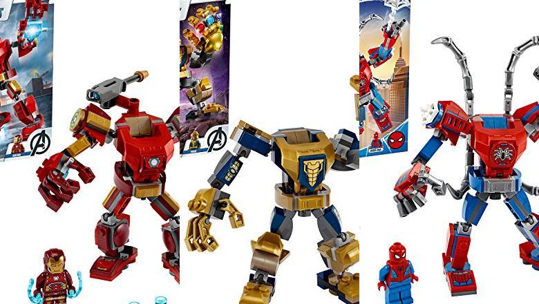 LEGOS SUPER HEROES