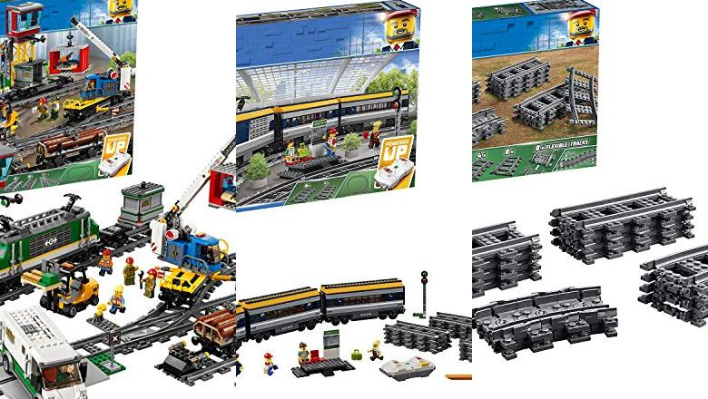 LEGOS TREN