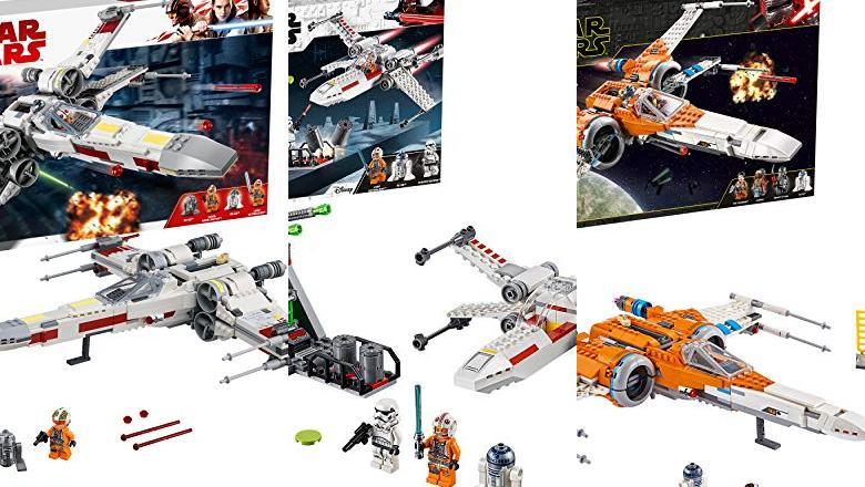 LEGOS X-WING