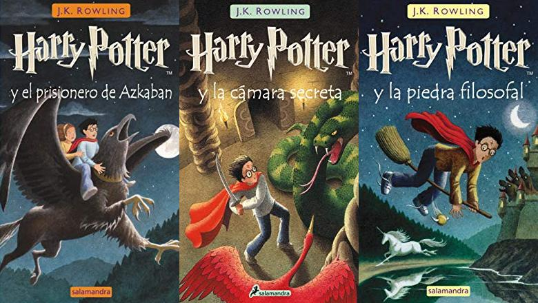LIBRO HARRY POTTER 3 TAPA DURA