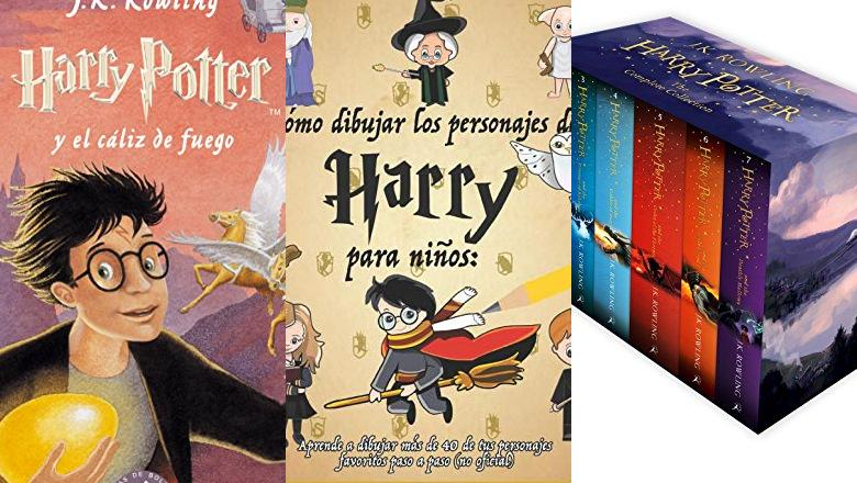 LIBRO HARRY POTTER 4 TAPA BLANDA