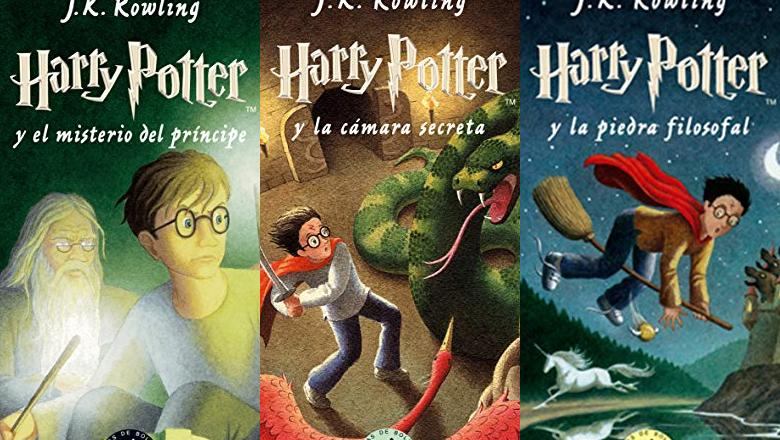LIBRO HARRY POTTER 6 TAPA BLANDA