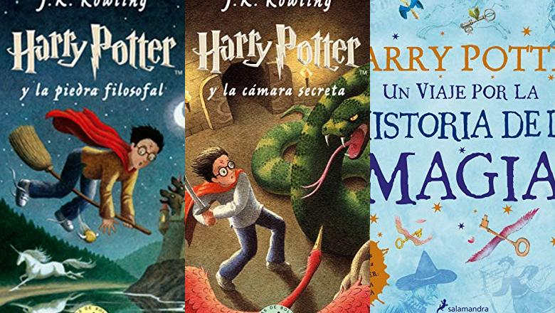 LIBRO HARRY POTTER 7 AÑOS