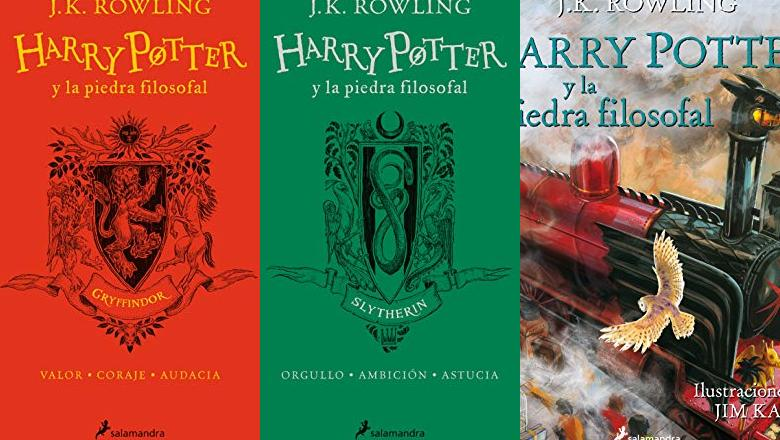 LIBRO HARRY POTTER EDICION ESPECIAL