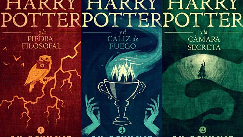 LIBRO DE HARRY POTTER KINDLE
