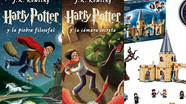 LIBRO HARRY POTTER NIÑO 6 AÑOS