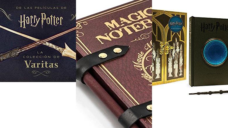 LIBRO DE HARRY POTTER VARITAS
