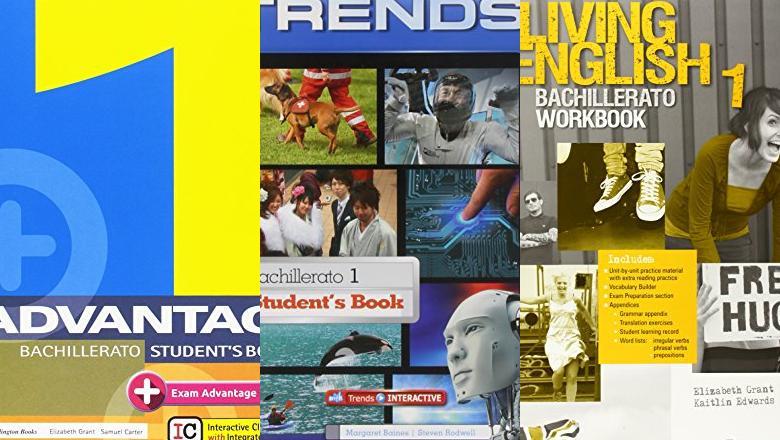 LIBROS DE INGLÉS 1 BACHILLERATO BURLINGTON
