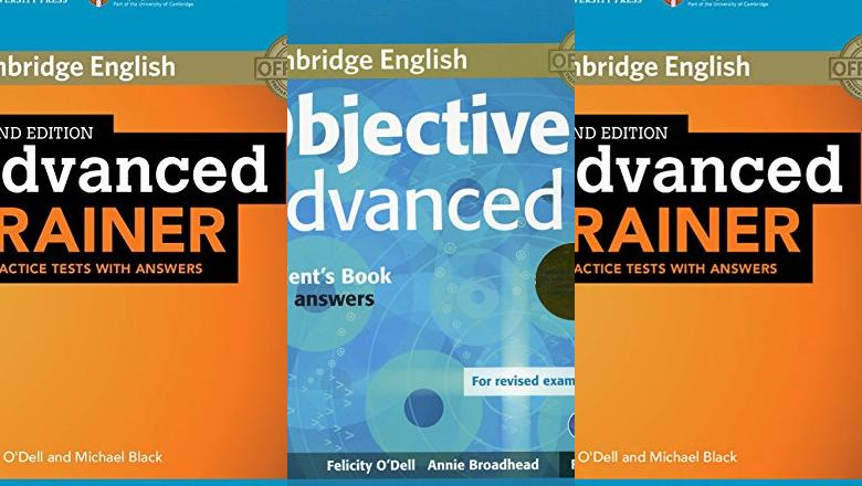 LIBROS DE INGLÉS ADVANCE CAMBRIDGE