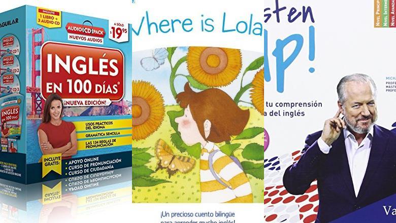 LIBRO DE INGLÉS CD
