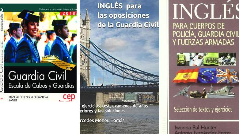 LIBRO DE INGLÉS GUARDIA CIVIL