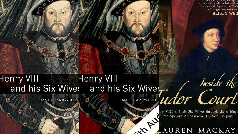 LIBRO DE INGLÉS HENRY 8 AND HIS SIX WIVES