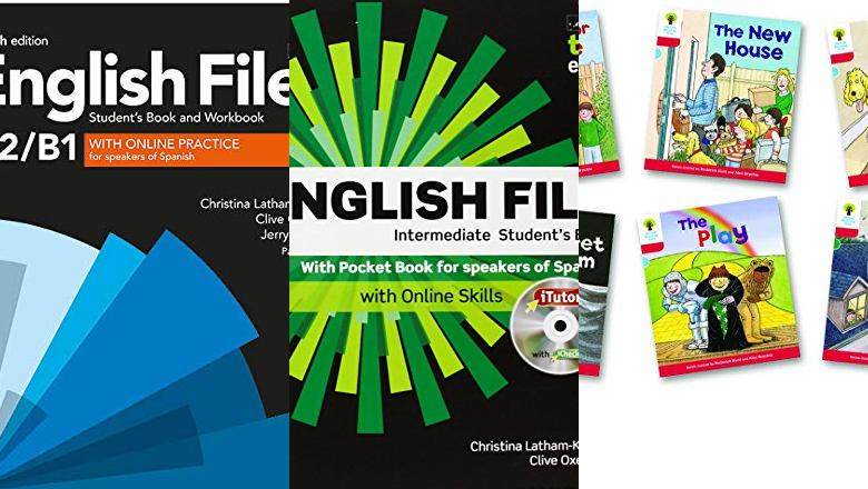 LIBRO DE INGLÉS INTERMEDIATE LEVEL OXFORD
